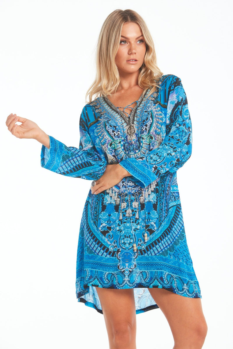 UNFORGETTABLE TUNIC - Czarina