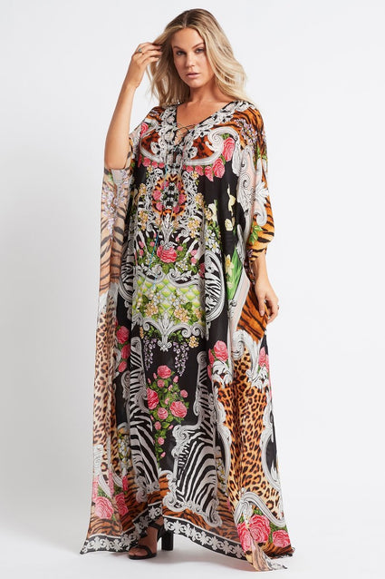 WARRIOR PRINCESS LONG KAFTAN - Czarina