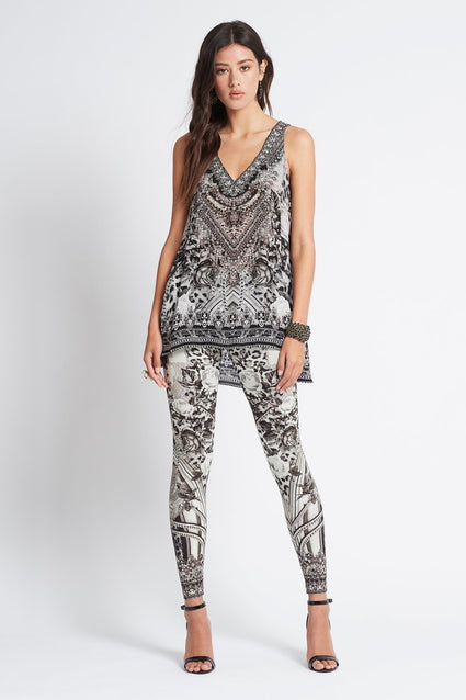 WILD AT HEART LEGGINGS - Czarina