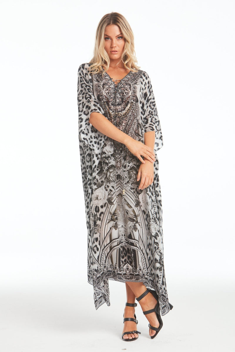 WILD AT HEART MEDIUM KAFTAN - Czarina