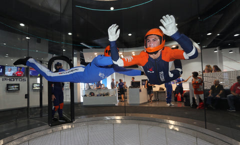 Custom Foam - iFly Perth