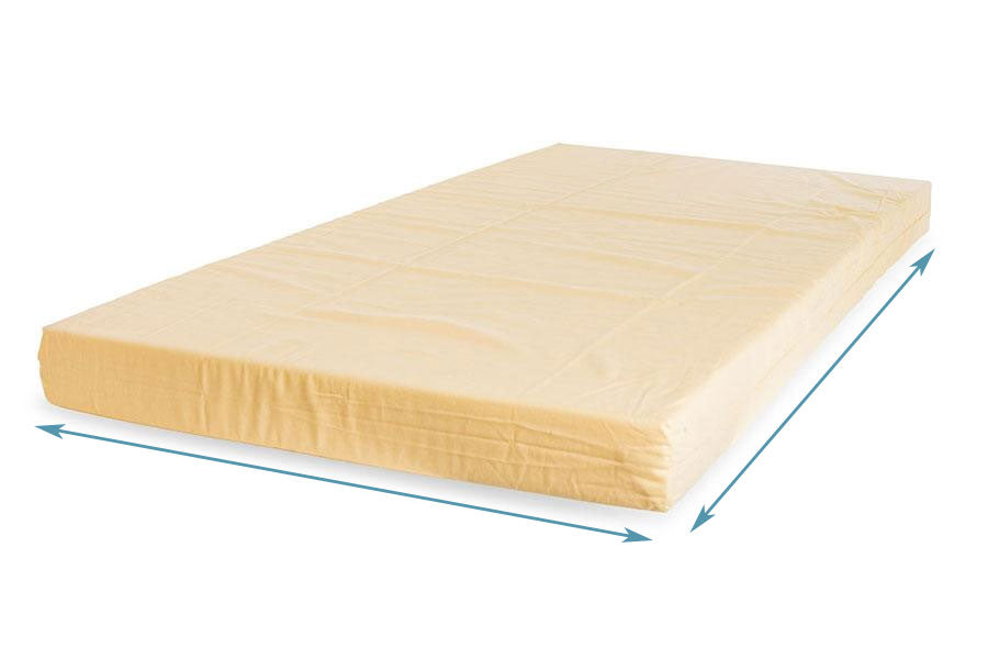 Custom Foam Mattress - Cut to Size