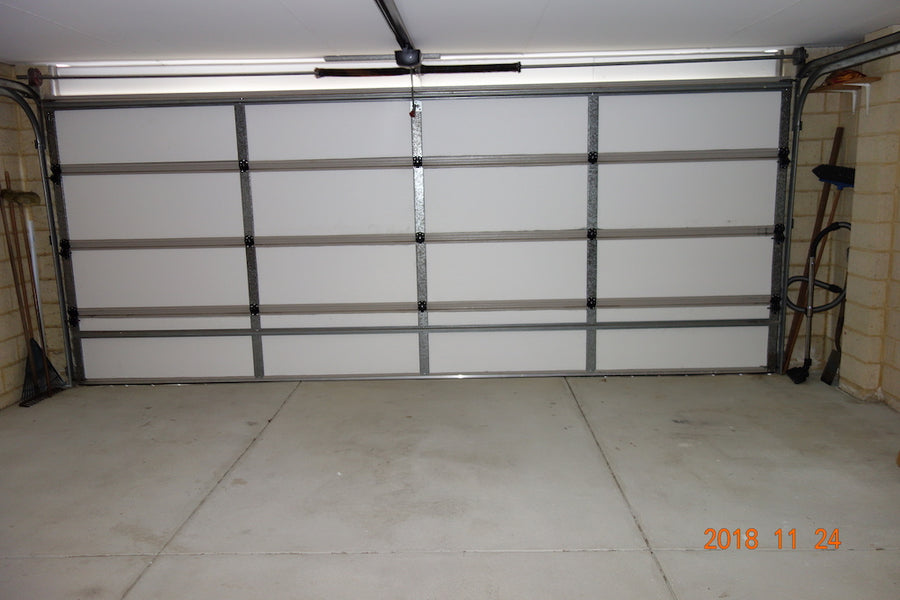 Garage Door Insulation - Foam Sales