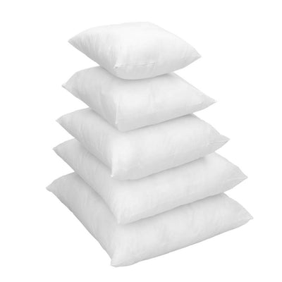 Scatter Cushion Inserts (5 sizes) - Foam Sales