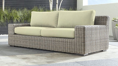 All-Weather Sunbrella Sofa Custom Cushions - Foam Sales