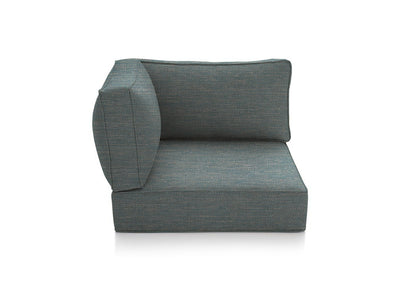 Warwick Outdoor Corner Chair Custom Cushions - Foam Sales