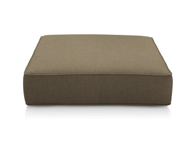 Warwick Outdoor Ottoman Custom Cushion - Foam Sales