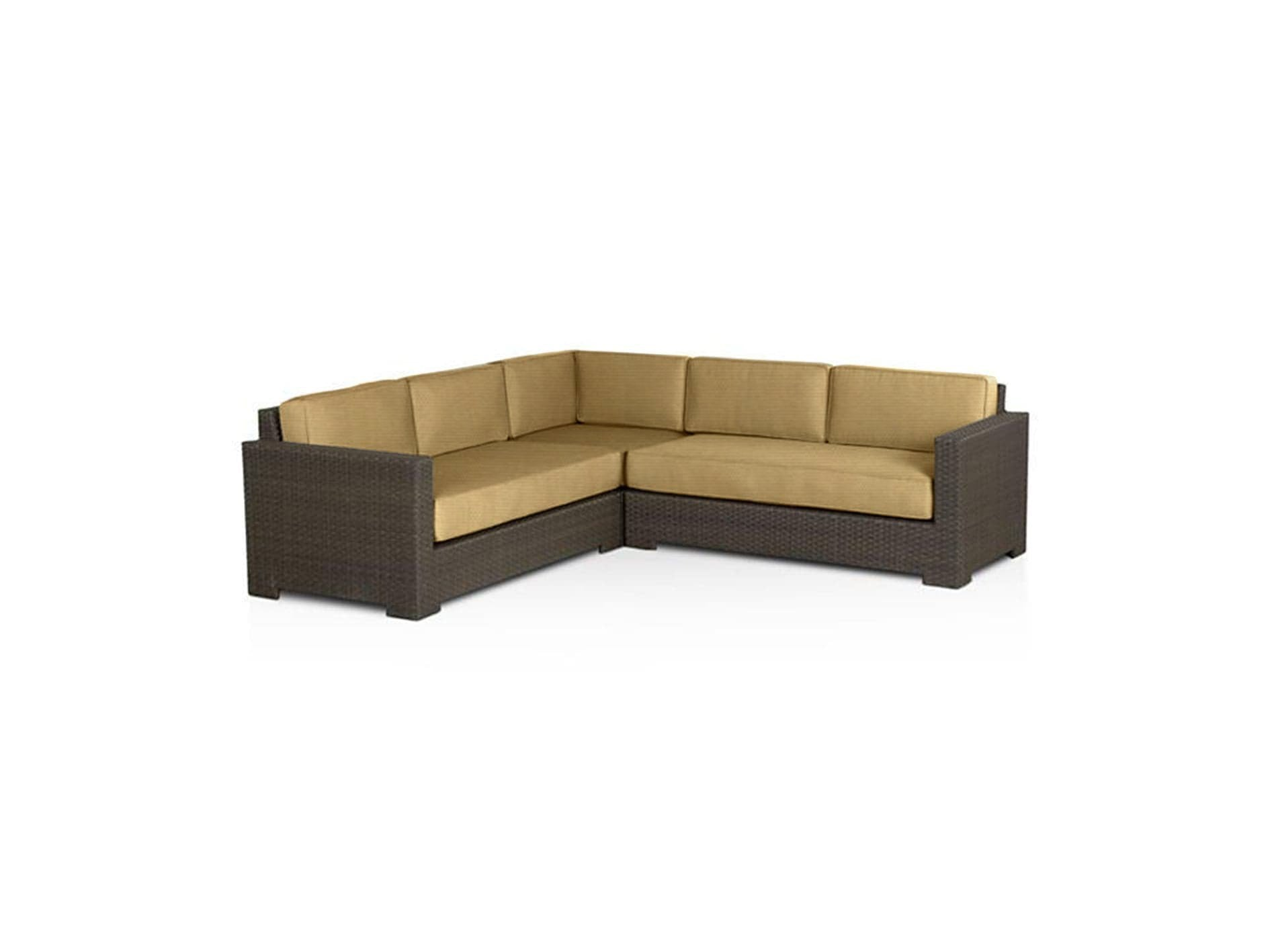 Sectional Outdoor Settings Replacement Cushions Complete Set