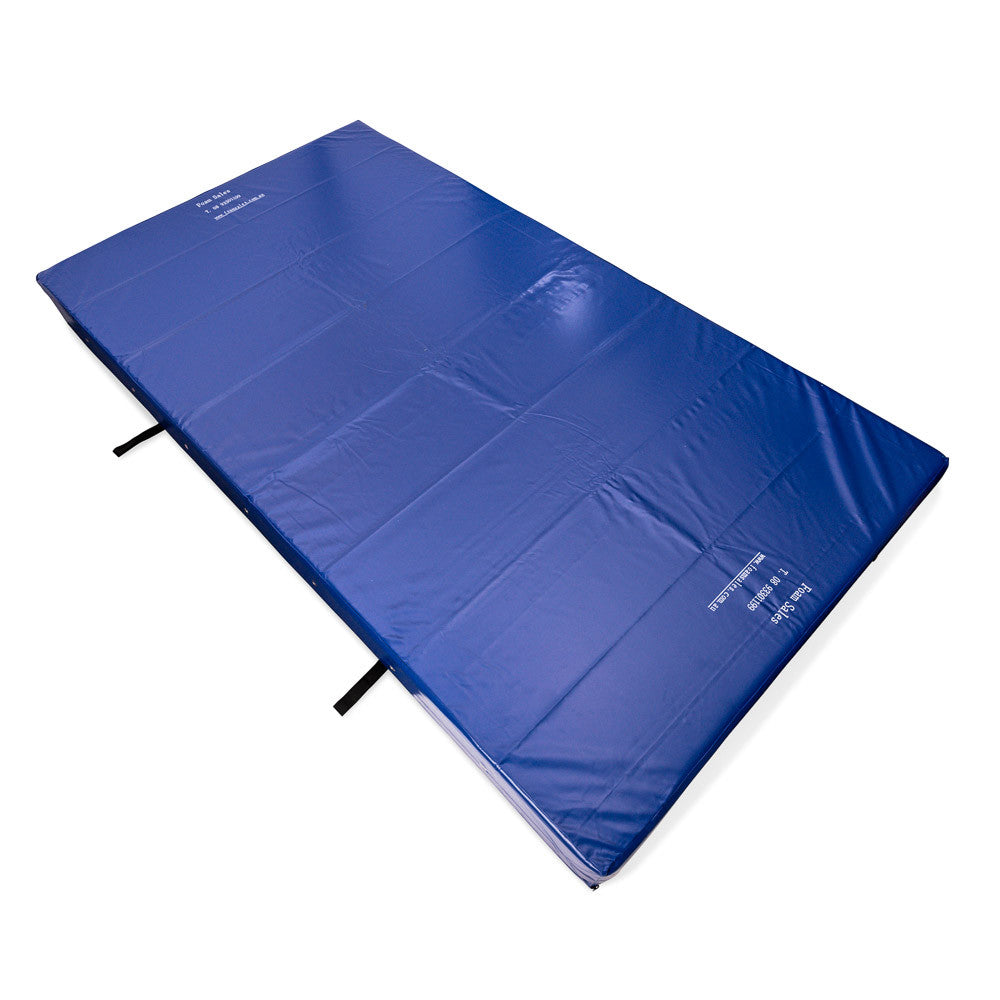 big folding itm yoga fitness work workout pad floor gymnastics pu mats wolfwise exercise out mat balance b gym tumbling flooring