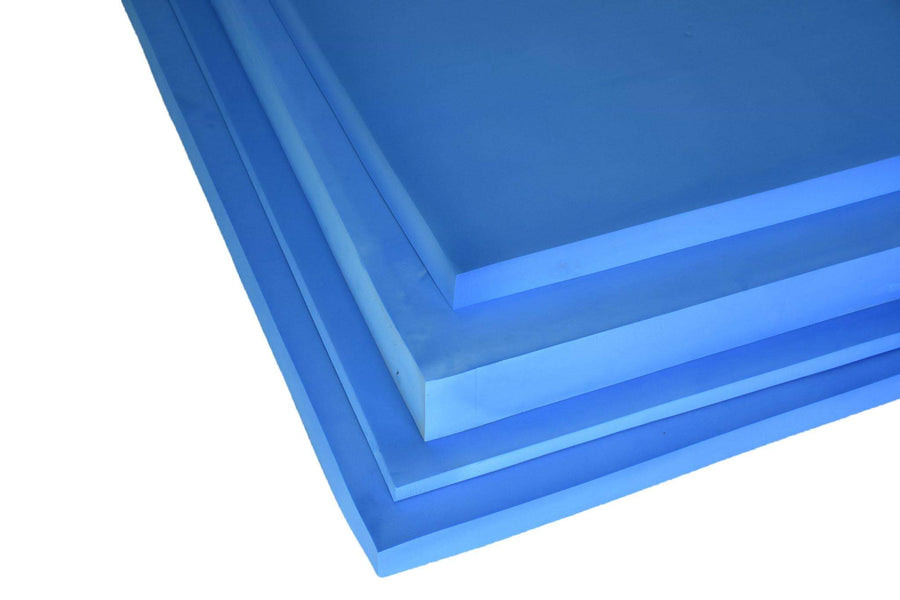 'EVA Foam - Sheets (Sky Blue Colour)