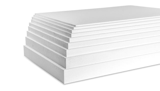 Sheets of Polystyrene (Styrofoam)