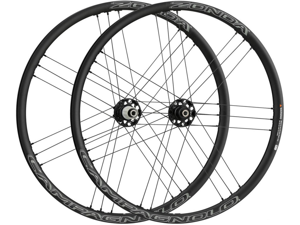 Campagnolo Zonda Wheelset Disc Brake Clincher