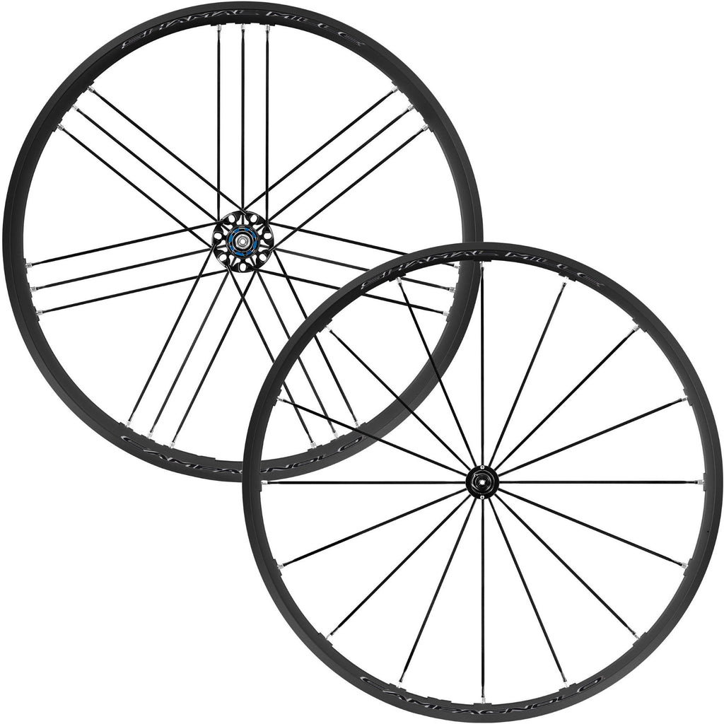 Campagnolo Shamal Mille Clincher Front & Rear Wheelset