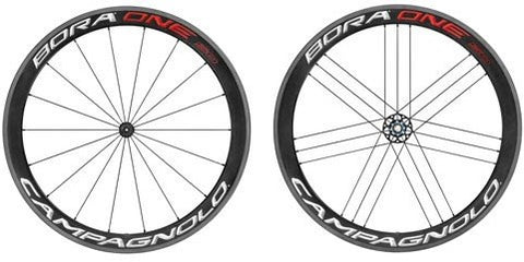 Campagnolo Bora One 50 Tubular Front & Rear Wheelset