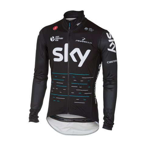 Castelli Team Sky Light Rain Jacket