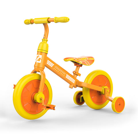 Geometric 2 in 1 Children Bike