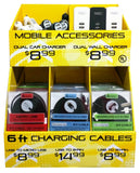 2xMobile Counter display picture black cables