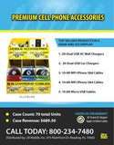 2xMobile Counter Sales Sheet