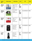 2xMobile Product List Sheet