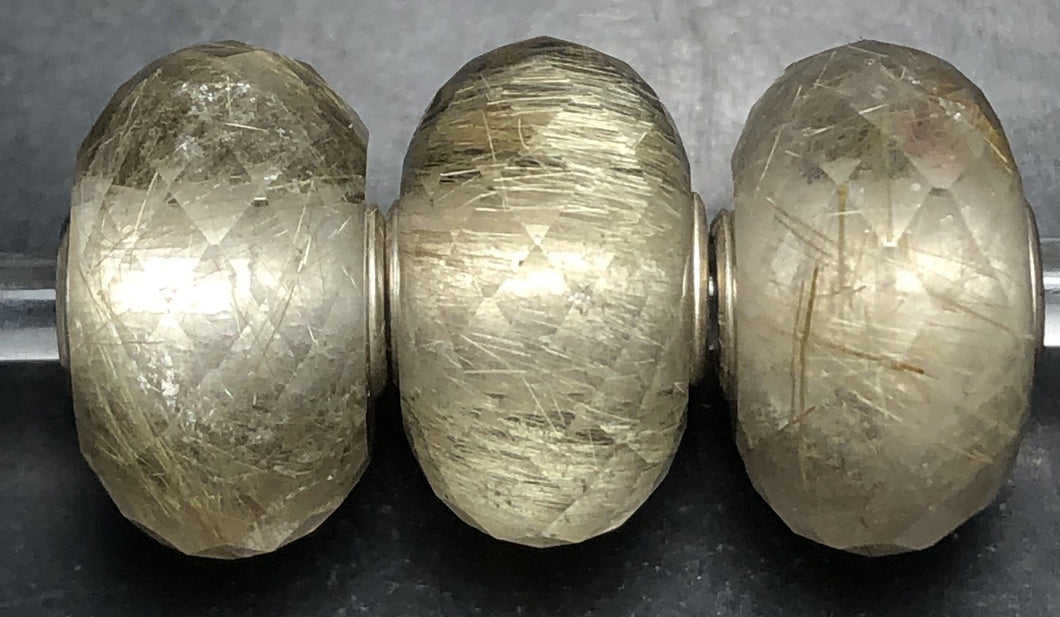1-13 Golden Rutilated Quartz