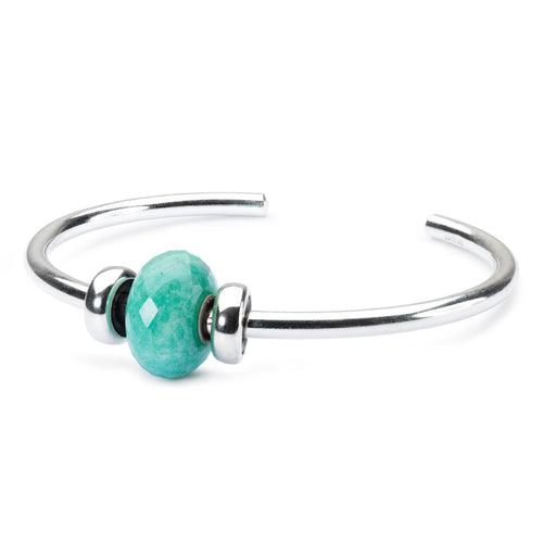 Amazonite Bangle Set