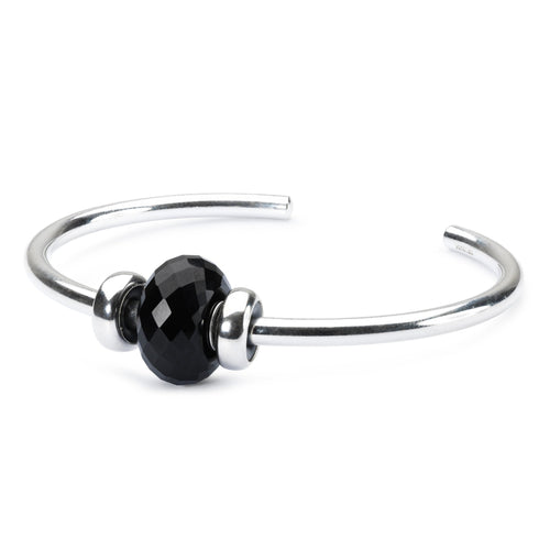 Black Onyx Bangle Set