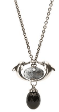 Load image into Gallery viewer, Dolphins Pendant