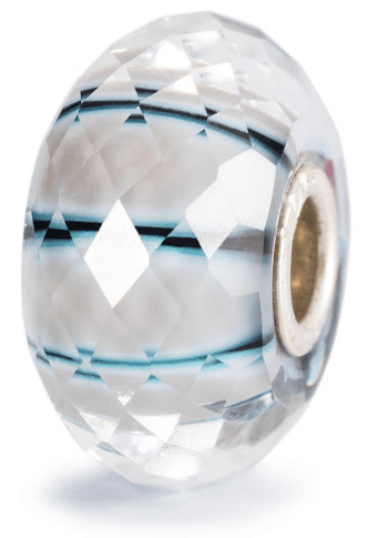 Moonbeam Facet Bead