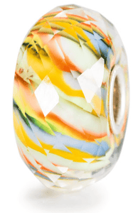 River of Life Facet Bead