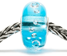 Load image into Gallery viewer, The Diamond Bead, Iceblue