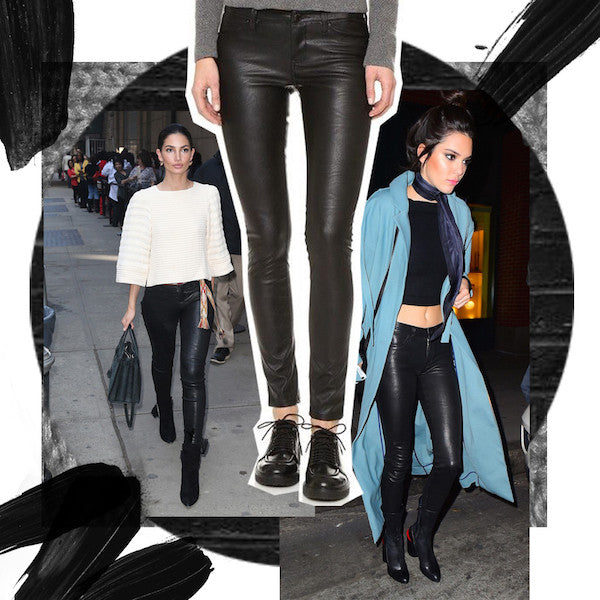Winter's Luxe Pant