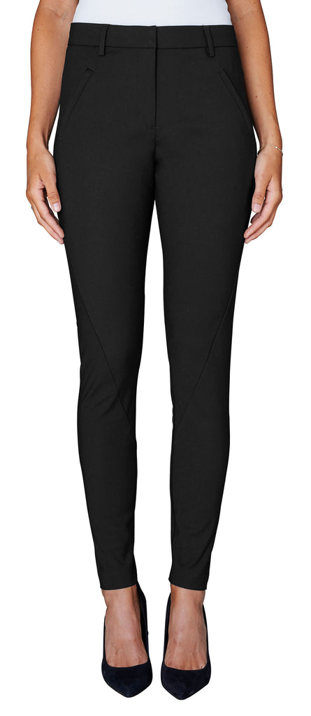 FIVE UNITS - ANGELIE 238 BLACK JEGGIN, PANTS (10224)