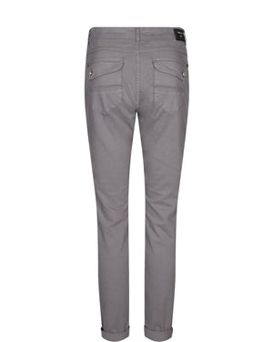mos mosh gd nelly pant grey back pockets