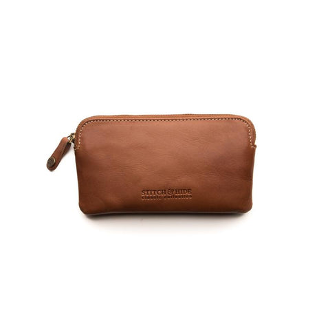 STITCH AND HIDE - Lucy Pouch - Classic Collection - Classic Maple