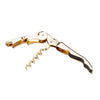 VISKI - BELMONT GOLD PLATED SIGNATURE CORKSCREW