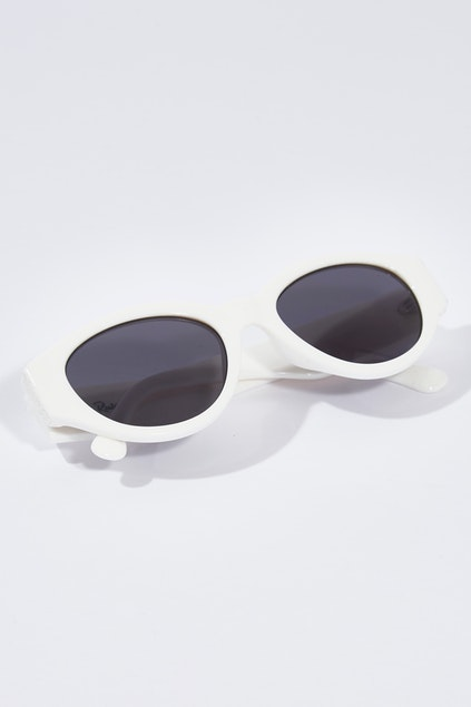 Reality Eyewear - Strict Machine in White