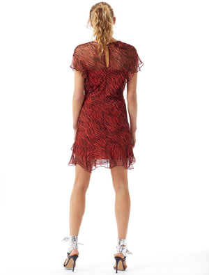 STEVIE MAY - WALK ON BY MINI DRESS