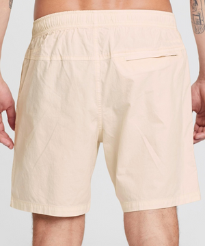 ASSEMBLY LABEL - OCEAN SWIM SHORT PALE PINK