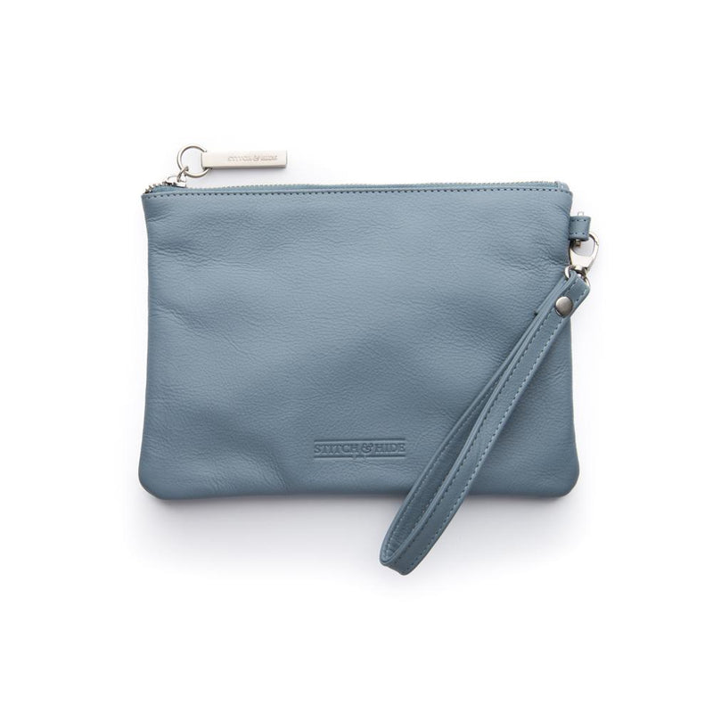 STITCH AND HIDE - Cassie Clutch - Storm