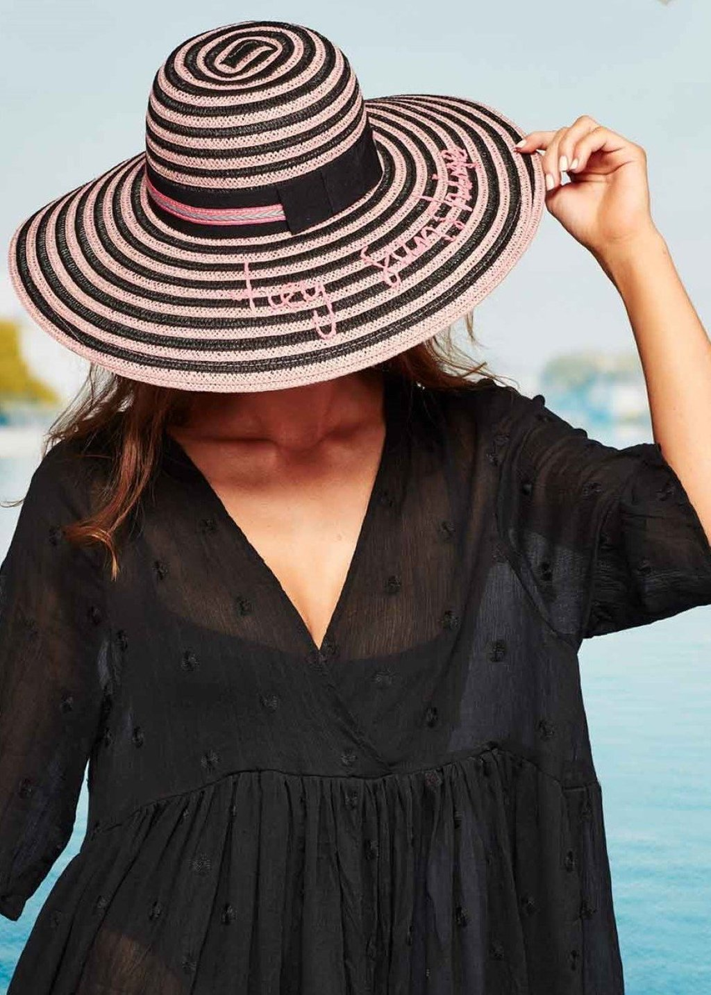 CURATE by Trelise Cooper - CURATE Hey Sunshine Hat - Pink