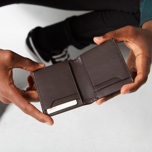 status anxiety wallet edwin chocolate lifestyle open