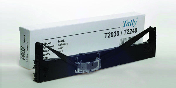 Tally Genicom Nylon Ribbon Printer Cartridge 2030, 2040,  PN. 044829, Black