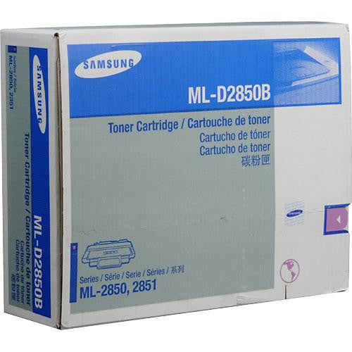 Samsung ML-D2850 Toner Cartridge, High Yield, Black