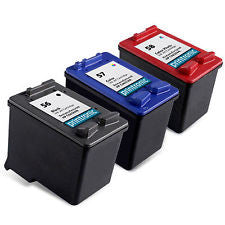 HP Inkjet Cartridge No. 57, C6657AN, Tri-Color