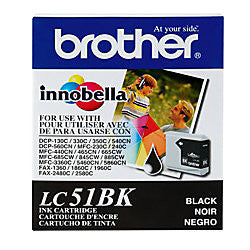 Brother inkjet Cartridge LC51 series