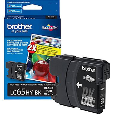 Brother inkjet Cartridge LC65 series, High Yield