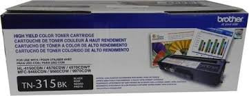 Brother Color Laserjet cartridges TN-315