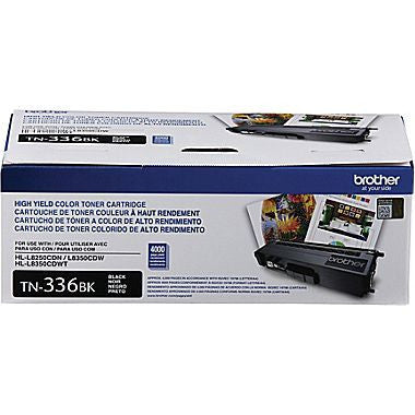Brother Color Laserjet cartridges TN-336