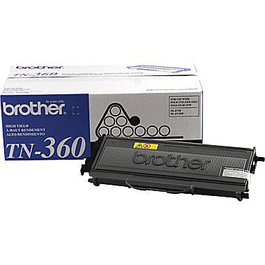 Brother TN-360 HY, TN-330 SY Laserjet Cartridge, black