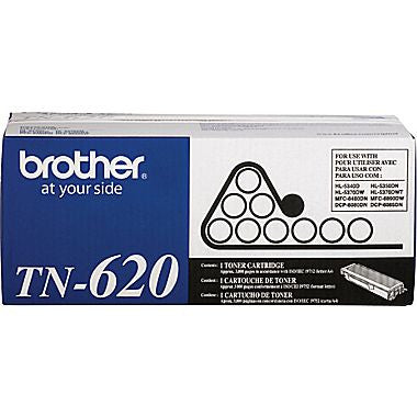 Brother TN-650 HY, TN-620 SY Laserjet Cartridge, black